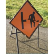 Chapter 8 Road Works Warning Signs (66)