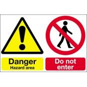 Hazard Warning Safety Signs (13)