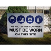 Mandatory Safety Signs (110)