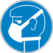 Respiratory Protection Signs (4)