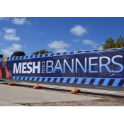Wind Proof Banners - Mesh and Reinforced PVC  (0)