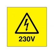 Electrical Warning Hazard Signs and Labels (26)