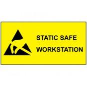 Electrostatic Warning Signs (5)