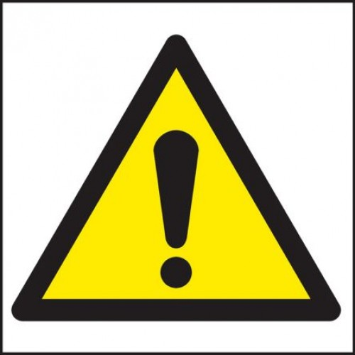 Caution Symbol Safety Sign Farm Safety Signs