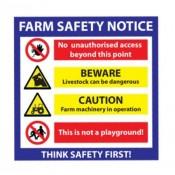 Farm Safety Signs (85)