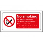No Smoking Safety Signs (1)