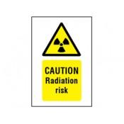 Radiation Hazard Warnings Safety Signs (0)